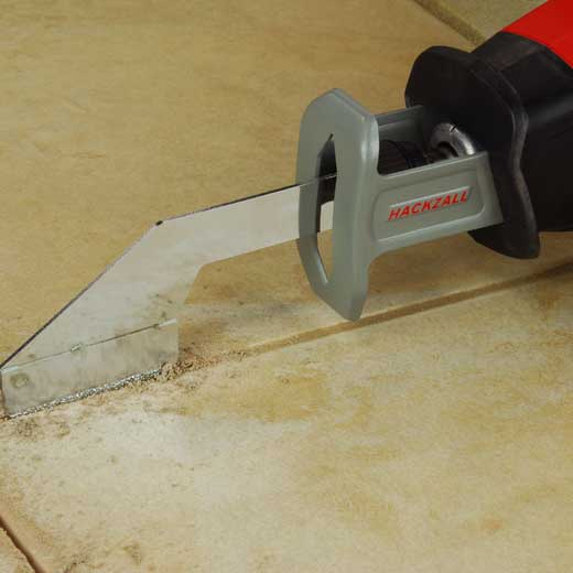 how to get dried grout off ceramic tile