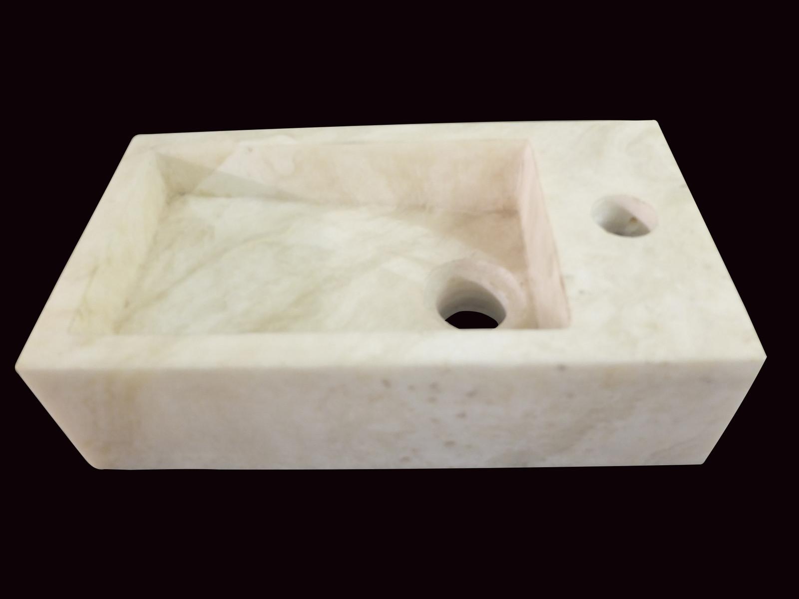 Onyx Sink : Onyx Sink 36 cm x 20 cm x 10 cm ( st34 ) Tiso