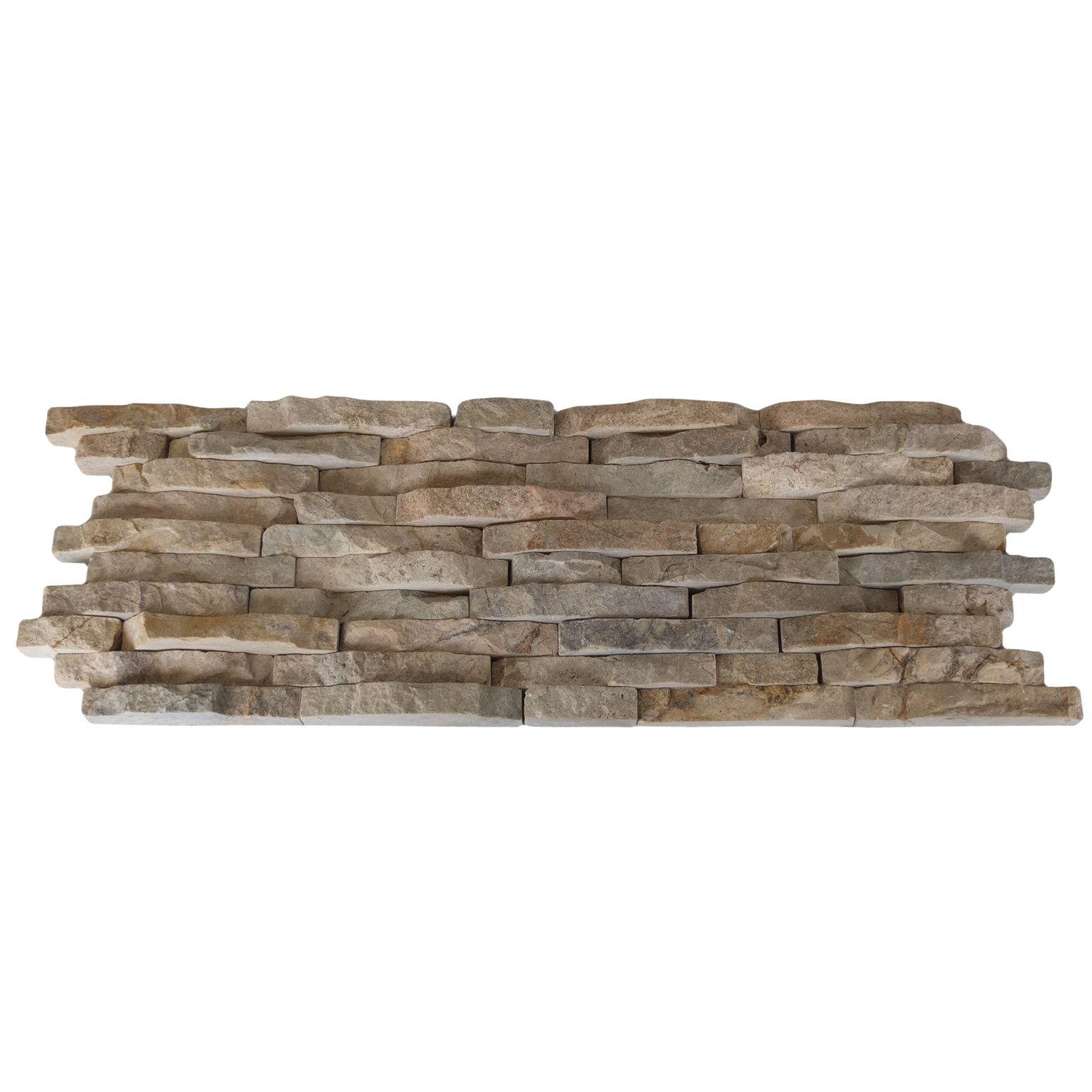 split face mini mosaic tile ledge stone beige. Black Bedroom Furniture Sets. Home Design Ideas