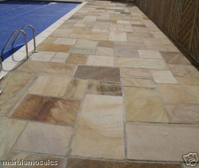 Sandstone Paving Marble Mosaics Sussex UK